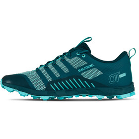 Salming OT Comp Schoenen Dames, deep teal/aruba blue
